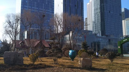 Qingdaoshi Shaonian Children Library