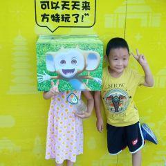 濟南方特東方神畫用戶圖片