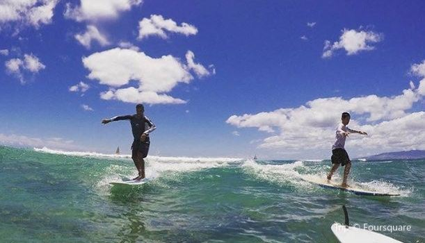 Ohana Surf Project歐胡島衝浪課程1