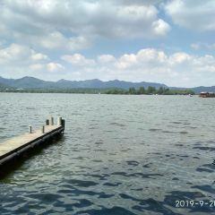 杭州西湖手划船五公園(華僑飯店)停靠點用戶圖片
