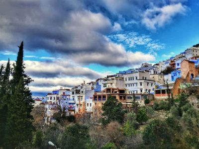 Chefchaouen Old City