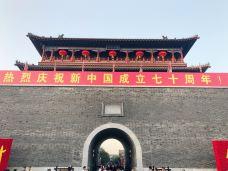 阜财门城楼-青州-盛夏的清凉