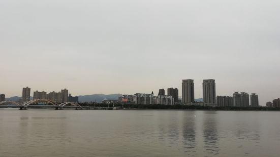 宜興蛟橋河步行街