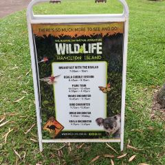 Hamilton Island Wildlife Park User Photo