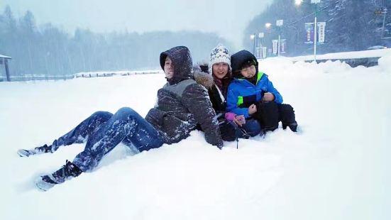 長白山和平滑雪度假村