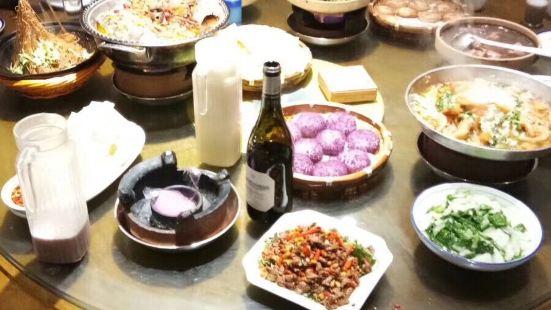爺爺的土缽菜館
