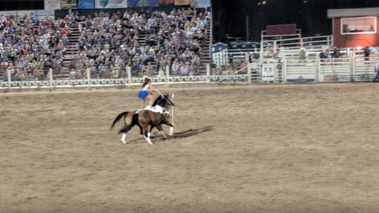 PRCA Rodeo Grounds