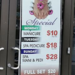 Nails of America & Spa User Photo