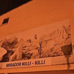 Mirador Killi Killi User Photo