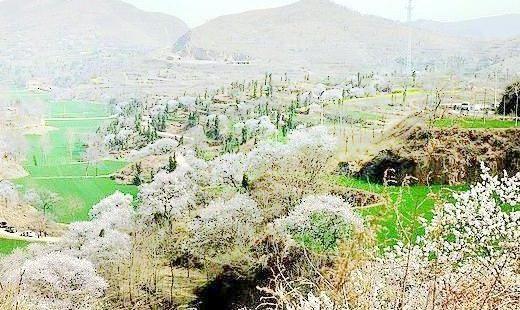 Jianshan Natural Scenic Area