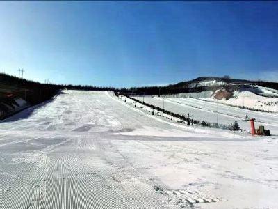 六盤山滑雪場