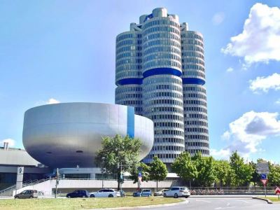 BMW Central Building