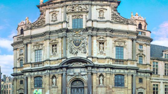 夏爾·博羅米教堂