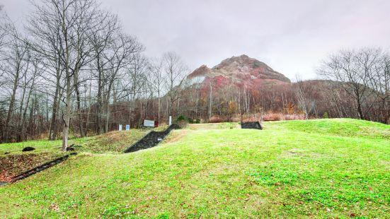 有珠山噴火紀念公園