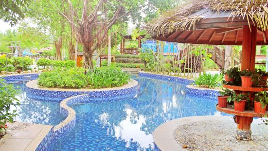 Tianmu Hot Springs Resort