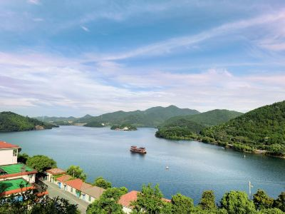 Jiulong Lake Scenic Area