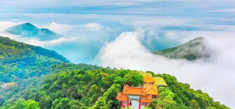 Guanyin Mountain National Forest Park