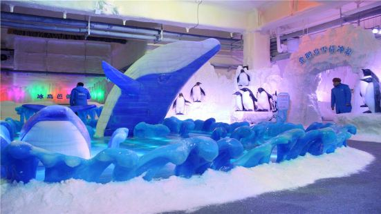 Changzhou Antarctic Ice and Snow Park