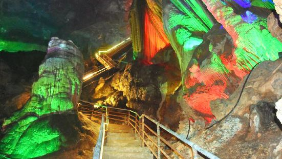 Yanmei Ancient Cave