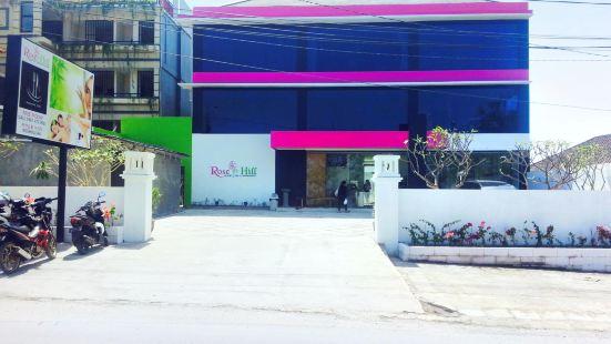 발리 고급 스파 & 한국 식당 로즈힐