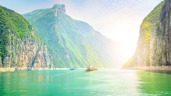 Three Gorges of the Yellow River