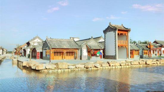 德百旅遊小鎮椹仙村