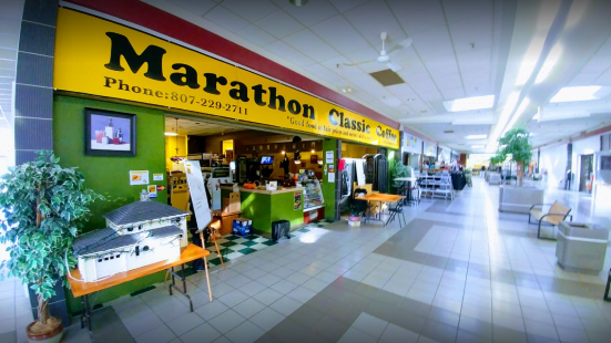 Marathon Centre Mall