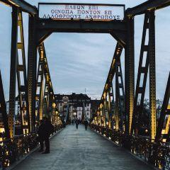 Iron Footbridge User Photo