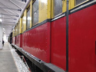 Eisenbahn & Technik Museum Rügen