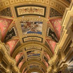 베네치안 호텔 마카오 여행 사진