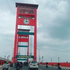Ampera Bridge User Photo