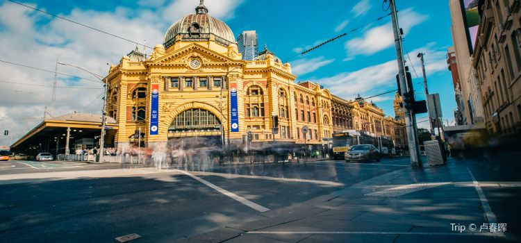 Flinders Street Railway Station3