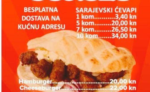 Fast Food Sunset