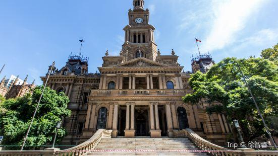 雪梨市政廳