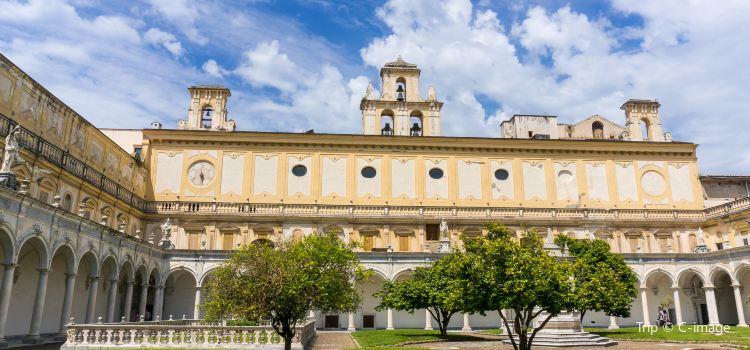 Certosa e Museo di San Martino2