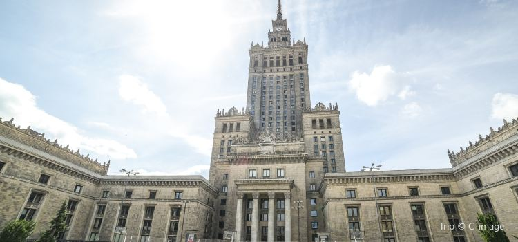 Palace of Culture and Science3