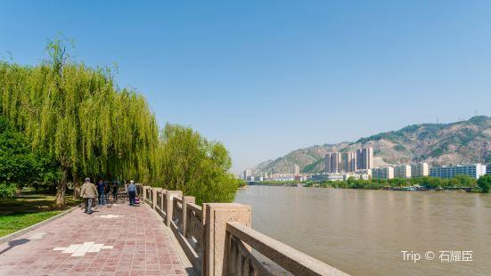 濱河路綠色長廊