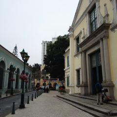 성 아우구스티노 광장 여행 사진