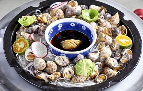 上嶼水產小海鮮餐廳