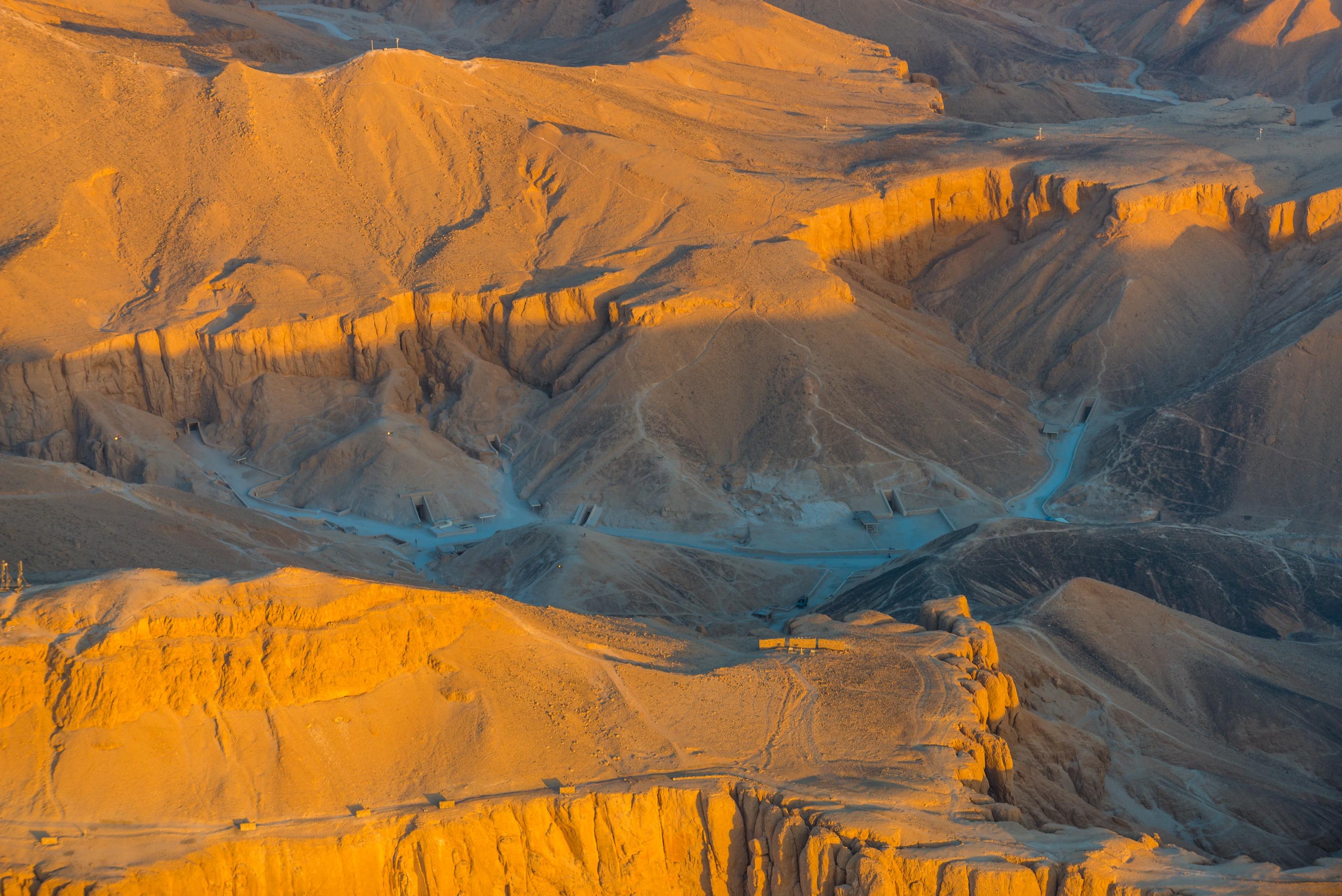 埃及盧克索包車一日遊