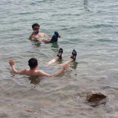 사해 여행 사진