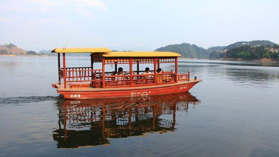 千島湖城中湖休閒遊