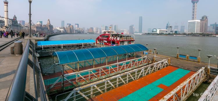 Jinling East Road Ferry1