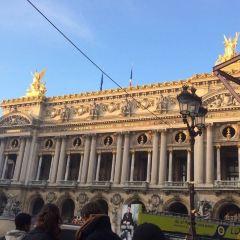巴黎歌劇院廣場用戶圖片