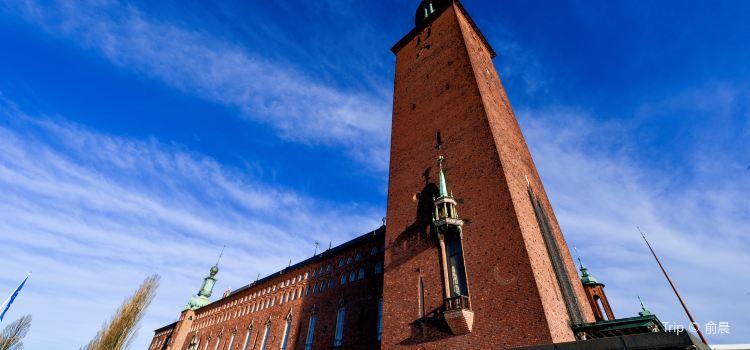 斯德哥爾摩市政廳3