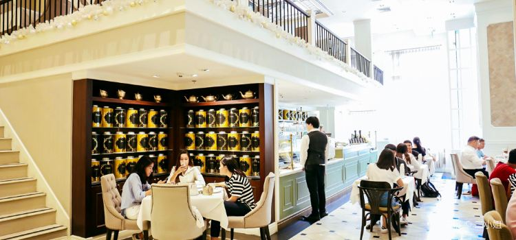Harrod's Tea Room