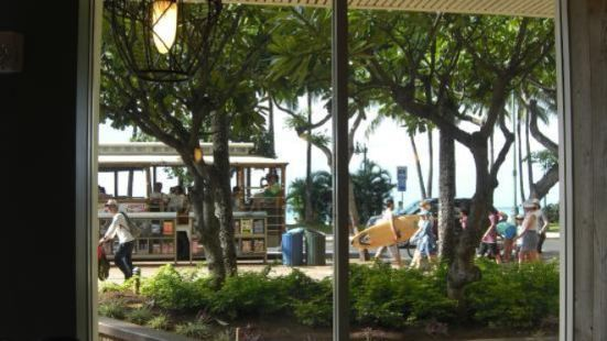 Starbucks Park Shore
