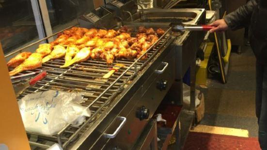 黃小賤炸雞雞翅包飯