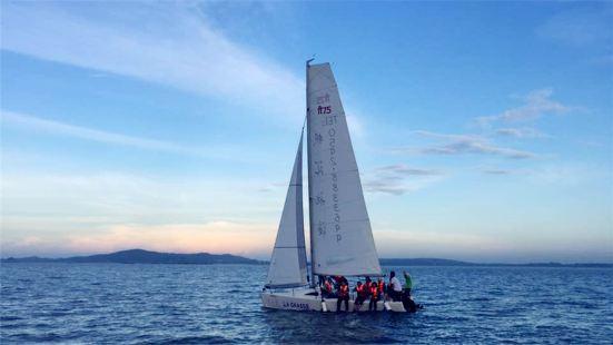帆匯帆船出海體驗