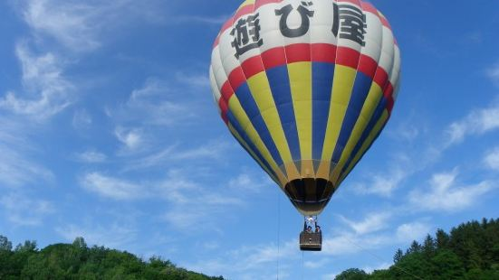 富良野熱氣球